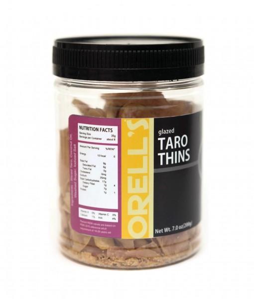 Orells Taro Thins